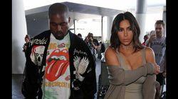 Kanye West donne des conseils de mode à Kim