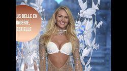 Candice Swanepoel devient le mannequin lingerie le plus influent au