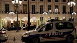 Braquage spectaculaire au Ritz à Paris... pour plus de 4 millions