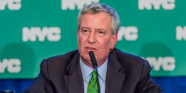 Le maire de New York, Bill de