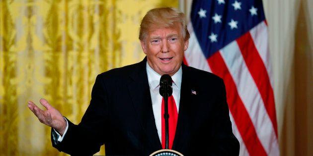 Trump n'exclut pas un retour dans l'accord de