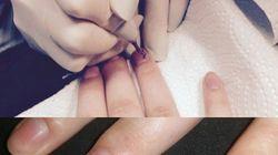 La nouvelle tendance beauté? Les tatouages pour