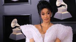 Cardi B a des «papillons dans le vagin» aux Grammy