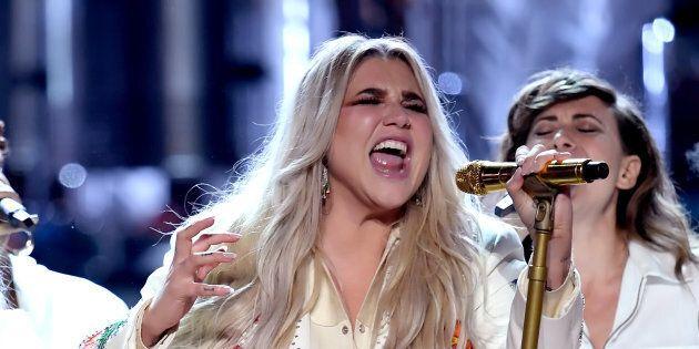 Kesha et Janelle Monae imposent le #MeToo aux