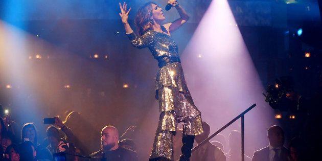 Tournée asiatique pour Céline Dion l'été