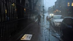 Les provinces maritimes sont frappées par des pluies