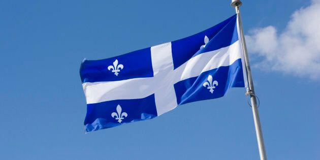 Le drapeau du Québec célèbre son 70e