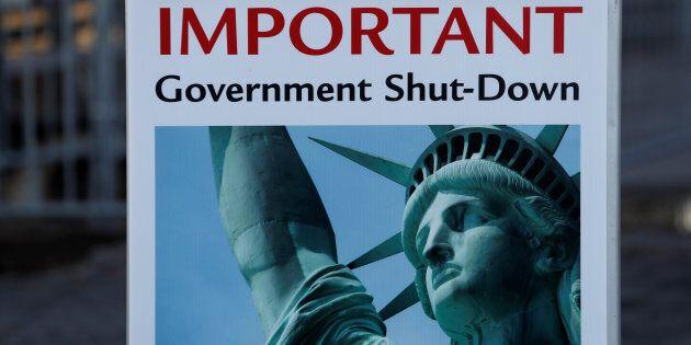 La Statue de la Liberté, fermée pour « shutdown », rouvrira