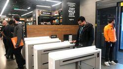 Amazon ouvre une première boutique sans