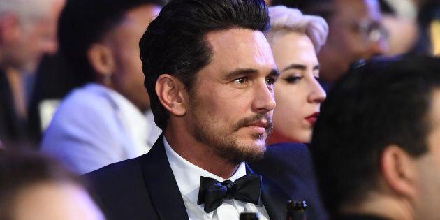 James Franco présent aux SAG Awards malgré les allégations d'inconduites