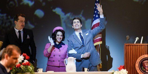 «JFK», un opéra sublime à la hauteur du couple