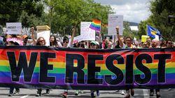 Hausse marquée de la violence envers la communauté LGBTQ depuis que Trump est