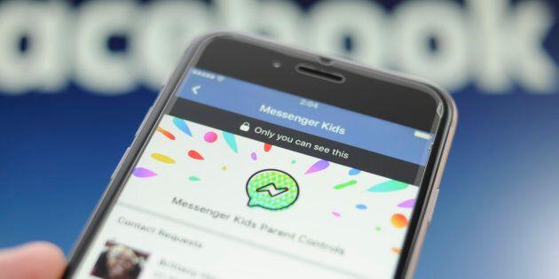 Messenger Kids inquiète les experts de la santé des