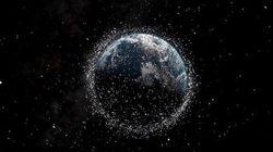Débris spatiaux: comment nettoyer