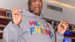 Bill Cosby blague en se décrivant comme un ex-humoriste à son retour sur