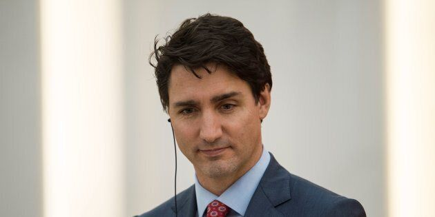 Justin Trudeau rencontre son conseil jeunesse à