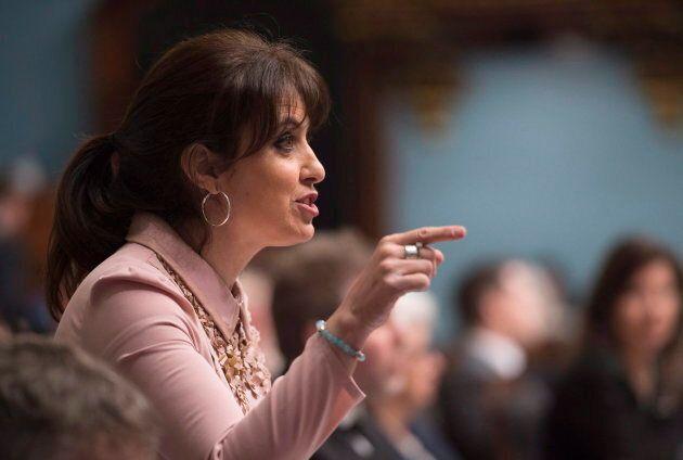 Véronique Hivon a été confirmée vice-chef lors du conseil national, le 28 janvier.