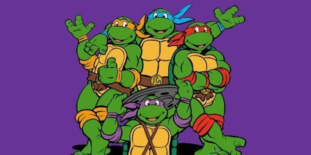 PETA somme les tortues ninja de devenir
