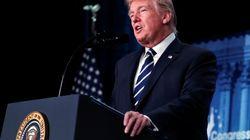 Une note explosive et secrète sur des écoutes oppose Trump au