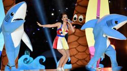 Le requin de gauche du Super Bowl explique enfin sa performance avec Katy