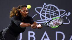 Serena Williams fera son retour officiel à l'occasion de la Fed