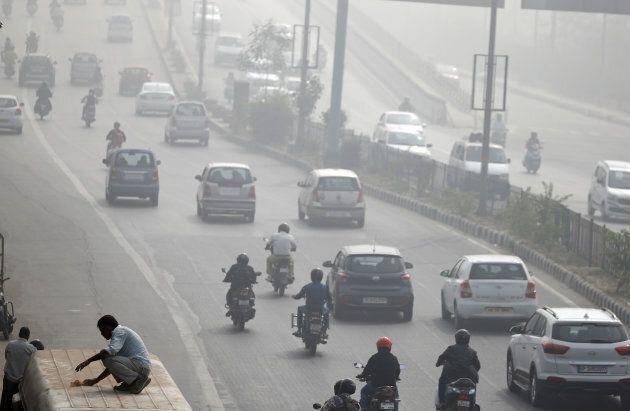 Le smog est un réel fléau en