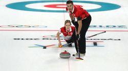 Les Canadiens Lawes et Morris accèdent à la demi-finale du curling double