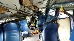 Le déraillement d'un train fait au moins trois morts et dix blessés en