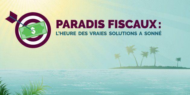 Un site web contre les paradis fiscaux est lancée au