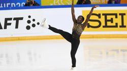 Cette patineuse française a été applaudie pour un détail de sa