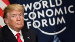 Davos: Trump croit que son discours sera bien