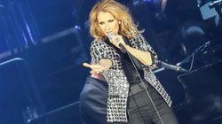 Céline Dion donne des nouvelles de son état de