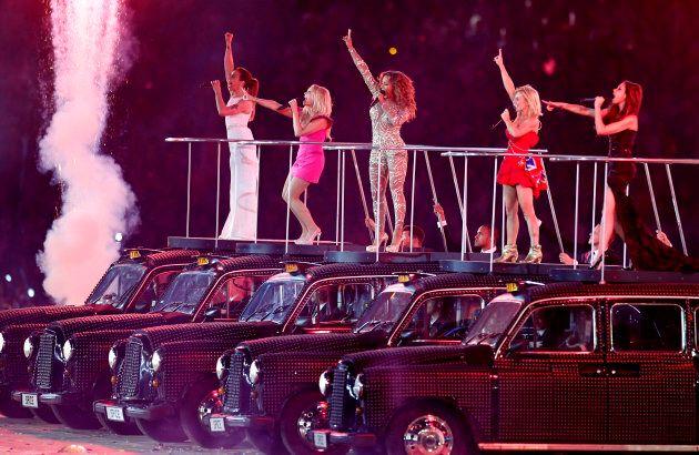 Cette photo des Spice Girls réunies va vous rendre