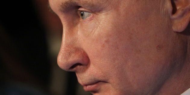 Vladimir Poutine, président de la
