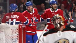 Le Canadien bat les Ducks