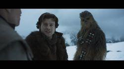 Découvrez la première bande-annonce de «Solo: A Star Wars