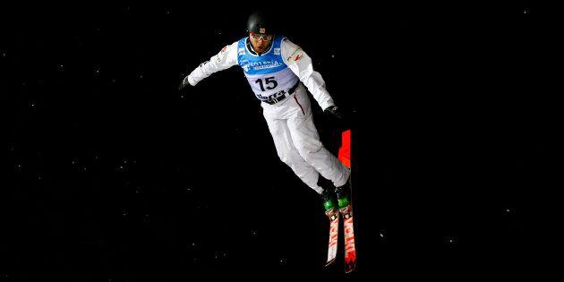 JO 2018 - Olivier Rochon réalisera son rêve de gymnaste... aux Jeux de