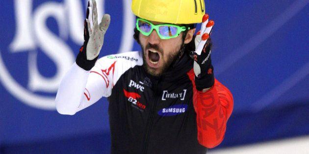 Charles Hamelin misera sur son expérience aux Jeux de