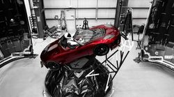SpaceX sur le point de lancer «la fusée la plus puissante du monde»... avec une cargaison bien