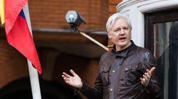 Le mandat d'arrêt contre Julian Assange