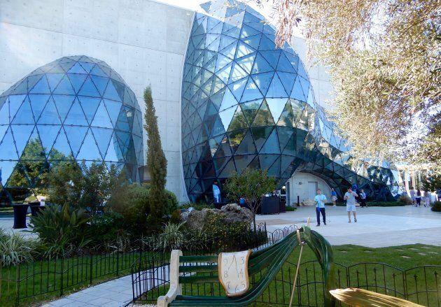 Le musée Dali