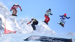 O'Dine a subi une commotion, est écartée de l'épreuve de snowboard