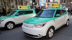 Téo Taxi augmente sa flotte à 350 véhicules et plus de 1000