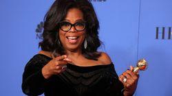 Oprah Winfrey confirme avoir pensé à se présenter aux élections