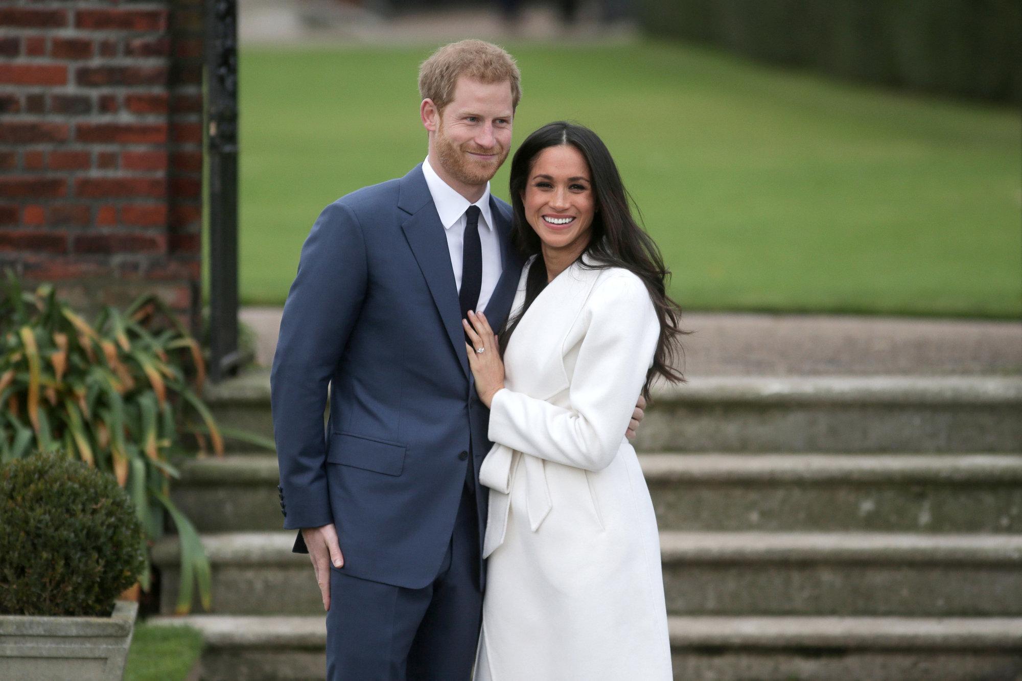 El guiño de Meghan y Harry a Lady Di al anunciar el nacimiento de su