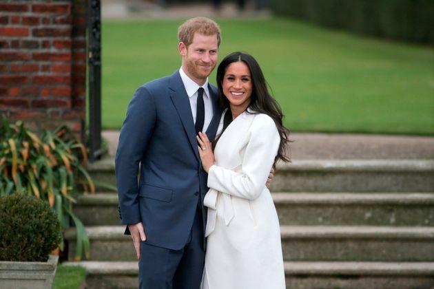 El guiño de los duques de Sussex a Lady Di al anunciar el nacimiento de su