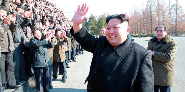 Pyongyang exhibe ses missiles intercontinentaux à la veille des