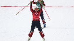 Kelsey Serwa et Brittany Phelan décrochent l'or et l'argent en ski cross