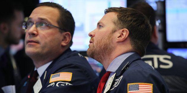 Le Dow Jones perd plus de 1 000