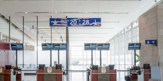 Les changements climatiques forcent Aéroports de Montréal à